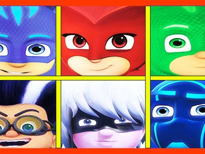 PJ Masks Cubeez Blind Box DIY Angry Birds Movie Avengers Batman Star Wars Tsum Tsum Blaze Hulk