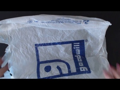 ASMR Soft Spoken ~ DIY Craft ~ Plastic Bag Holder ~ Plastic Crinkling