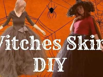 Cute Easy and Affordable Tulle Skirt DIY Halloween Crafts 2016