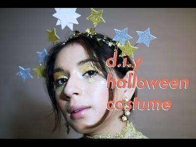 D.I.Y Halloween Costume | Vidtober #11