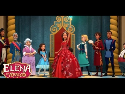 DIY Elena of Avalor - Jewelry