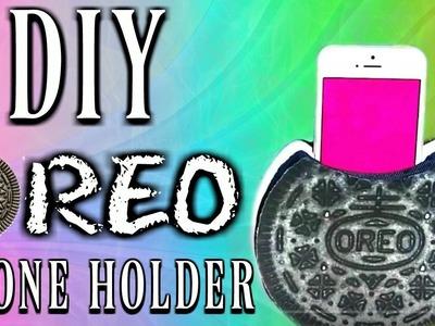 DIY Oreo Phone Charger. Holder !! l Lindssey Lew