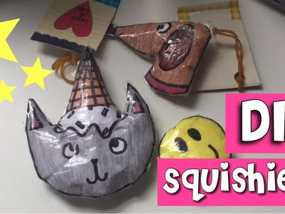 DIY Paper Squishies Without Foam!