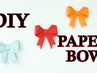 How To Make Diwali Gift Bows | DIY Diwali Gift Bows