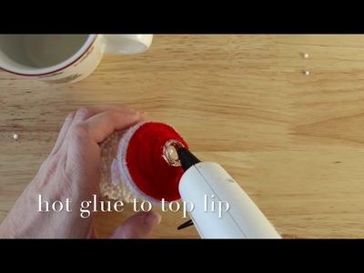 How to Make Snowmen Ornaments (Kid Friendly DIY Craft Idea) - Christmas DIY