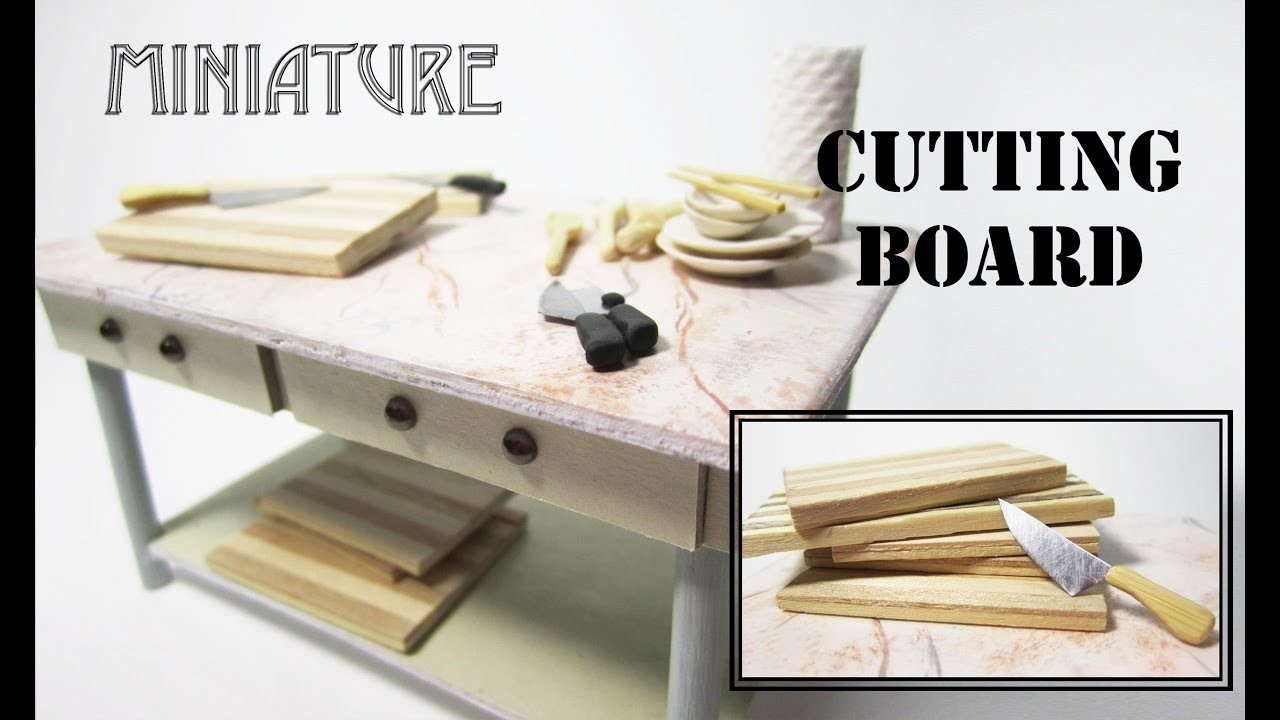 2 Ways to Make Mini Cutting Boards