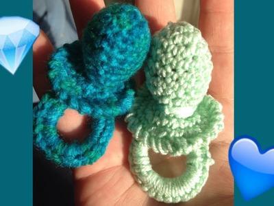 CIUCCIO ALL'UNCINETTO | DIY | How to\ dummy\ crochet | ♥