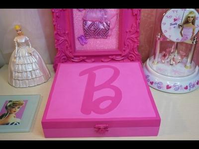 ✄D.I.Y✎Barbie Box