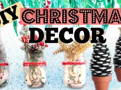 DIY Holiday Room Decor | Easy Christmas Decorations!