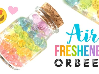 DIY Scented Rainbow Orbeez!! Cute & Cheap DIY Christmas Gift