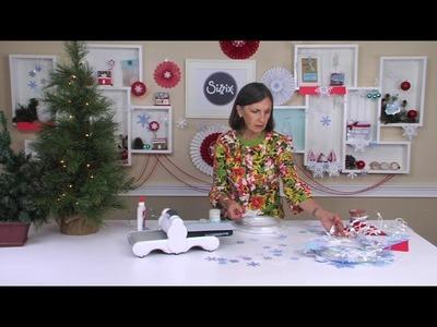 DIY With Sharyn Sowell: Snowflake Wreath