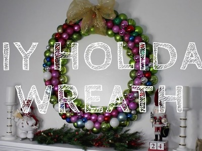 DIY Wreath! | Daily from Millennial Moms