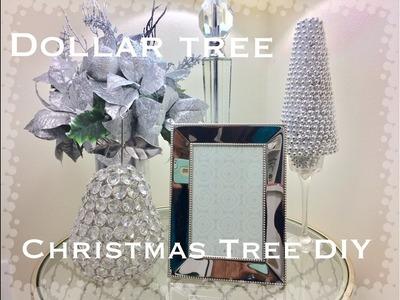 DOLLAR TREE CHRISTMAS TREE DIY|VD#2