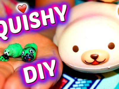 EASY SQUISHY TUTORIAL DIY: How to make mini squishies | Sedona Fun Kids TV