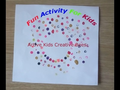 Fun Activity for Kids | DIY Projects for Kids at home | Children's Day Special