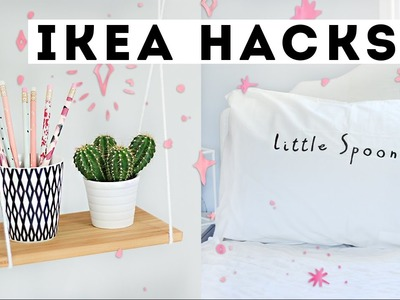 Ikea Hacks and DIYS | DIY Room Decor 2016