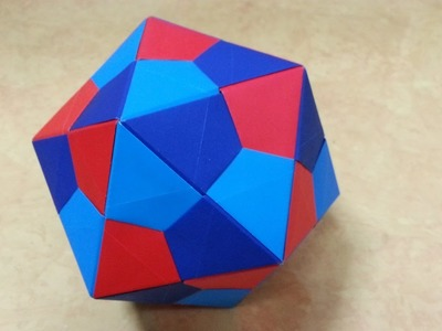 Origami Polyhedra Tutorial