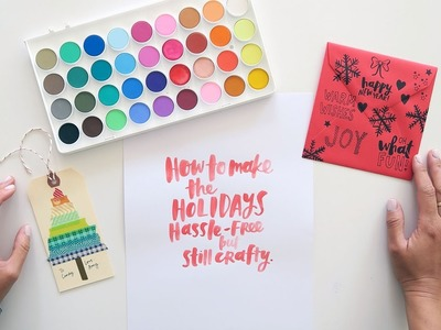 3 Hassle Free Holiday DIY Ideas