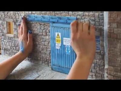 BEST MODEL MAKING TIPS: HOW TO MAKE A DOOR