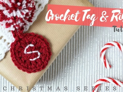 CHRISTMAS SERIES: Crochet Tag and Ribbon | Bella Coco