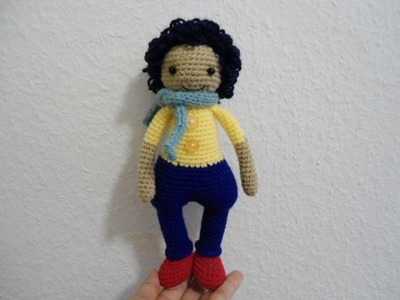 Crochet tutorial ,Doll crochet