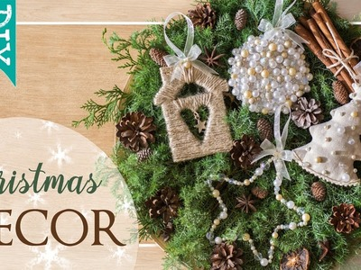★ DIY Christmas decor by Alitoysa | Christmas tree decor