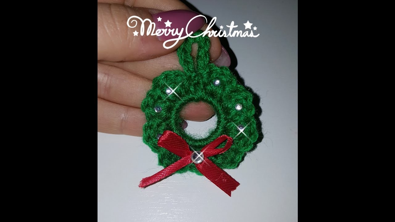 Diy natale ghirlanda alluncinetto diy christmas tutorial