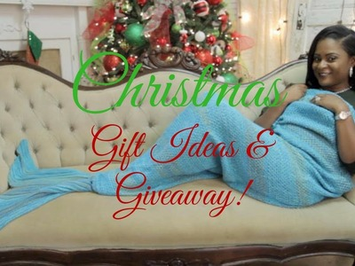Holiday Gift Guide + GIVEAWAY: A Crochet Mermaid Blanket - Winners Announced