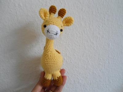 How to crochet Giraffe