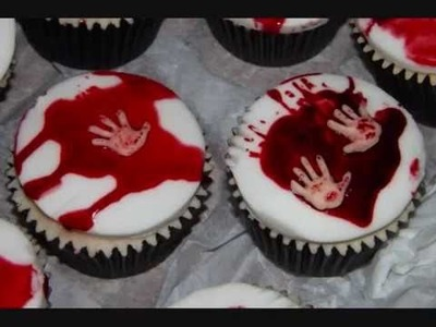 How to Make Realistic Edible Blood for Halloween Cake & Cupcakes