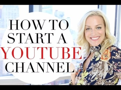HOW TO START A YOUTUBE CHANNEL | TRACY CAMPOLI | HOW TO START A SUCCESSFUL YOUTUBE CHANNEL