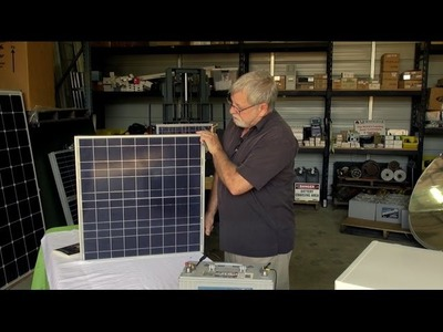 Lights On: Learn How to Run a Fridge on Batteries - Part 2