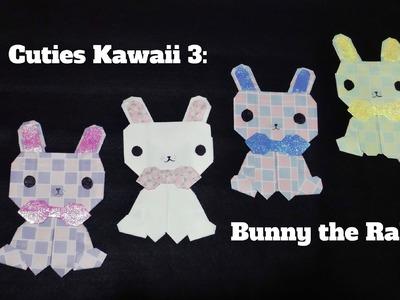 Origami Maniacs 144: Cuties Kawaii 3: Bunny
