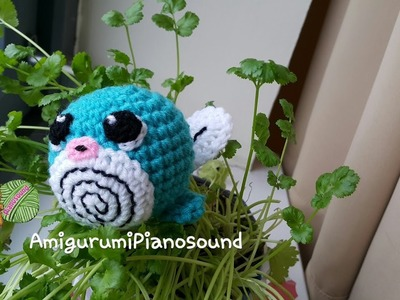 Poliwag Crochet Tutorial