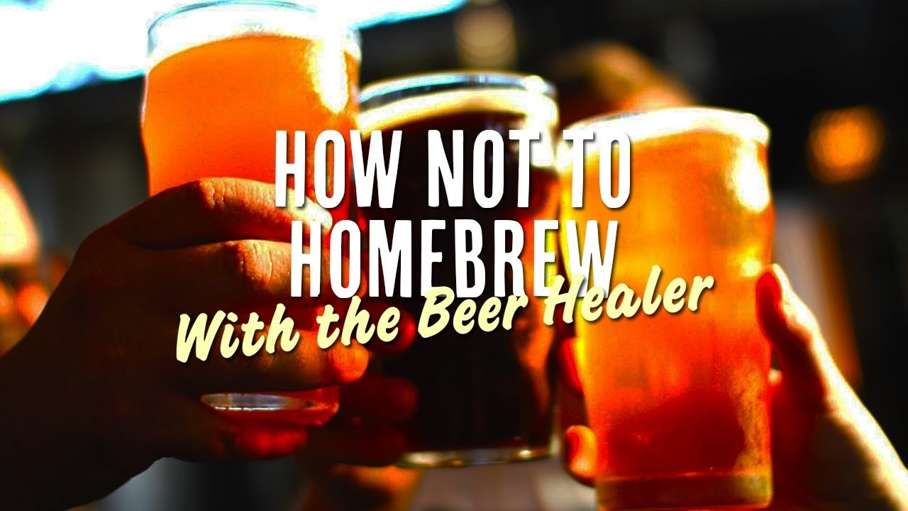 How Not To Homebrew - Cooling Your Beer