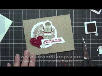 How to Create Warm Hearts: Cookie Cutter Christmas Eskimo