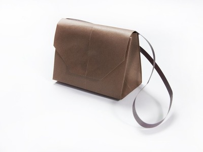 How to make a paper handbag