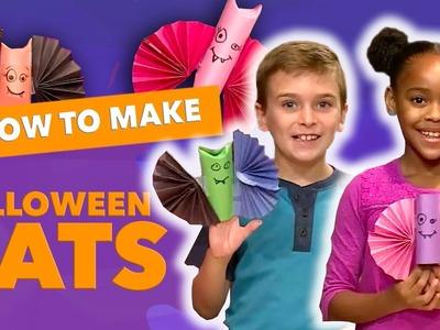 How to Make Halloween Bats