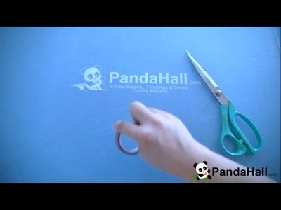 Pandahall Video Tutorial – How to Make Toilet Paper Roll Pencil Holder for Kids