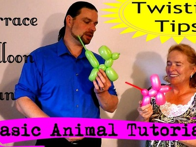 How I got started and How to make your First Balloon Animal