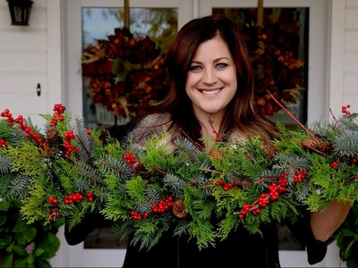 How to Make A Garland (Full Version). Garden Answer