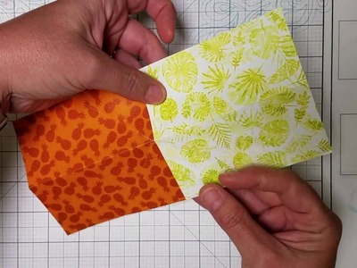 How to make a quick and easy pop-up card.
