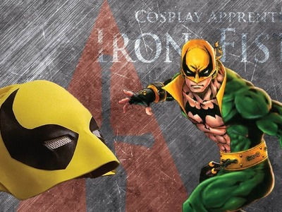 How to Make Iron Fist Mask
