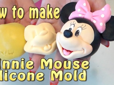 How To Make Minnie Mouse Face. Cup n Cakes Gourmet