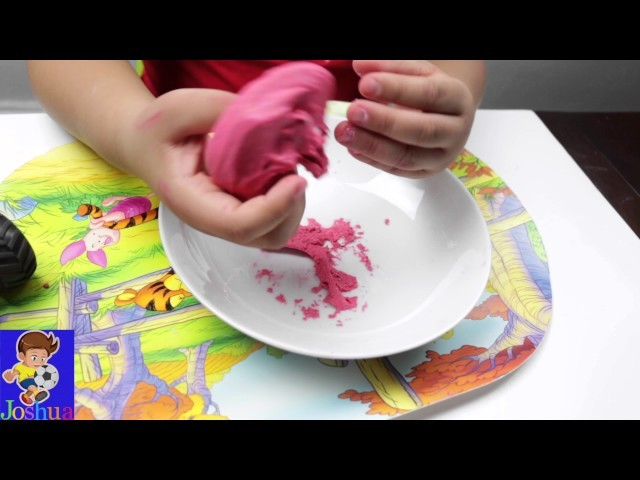 How to make slime -cornstarch and conditioner