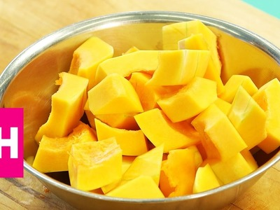 How to Peel a Butternut Squash | GH