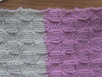 Increasing, Decreasing & Binding off Beginners Knitting Course Pt 8 of 10