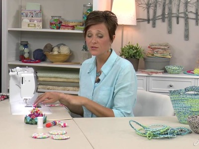 Learn the Wrapped-Cord Rag Rug Technique - an Annie's Video Class