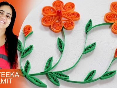 Paper quilling greeting cards how to make quilling