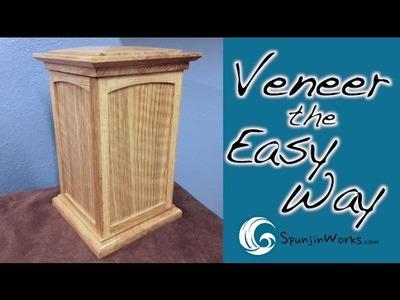 Veneering the Easy Way. How-To (Ep. 58)
